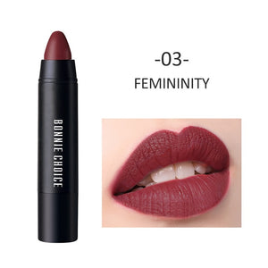 Matte Effect Lipstick BC-hair straightener,[product_type]-brush,SIMPLICITY Hair and Beauty -SimplicityHair&Beauty,FEMININITY-black,FEMININITY-hair-brush,[option2]-hair-curler,[option3]-flat-iron