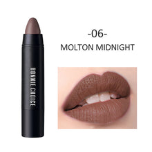 Load image into Gallery viewer, Matte Effect Lipstick BC-hair straightener,[product_type]-brush,SIMPLICITY Hair and Beauty -SimplicityHair&Beauty,MOLTON MIDNIGHT-black,MOLTON MIDNIGHT-hair-brush,[option2]-hair-curler,[option3]-flat-iron