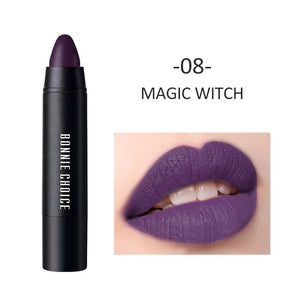 Matte Effect Lipstick BC-hair straightener,[product_type]-brush,SIMPLICITY Hair and Beauty -SimplicityHair&Beauty,MAGIC WITCH-black,MAGIC WITCH-hair-brush,[option2]-hair-curler,[option3]-flat-iron