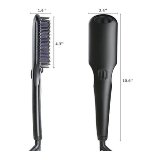 Detangling Straightening Brush 2.0-hair straightener,[product_type]-brush,SIMPLICITY Hair and Beauty -SimplicityHair&Beauty,[variant_title]-black,[option1]-hair-brush,[option2]-hair-curler,[option3]-flat-iron