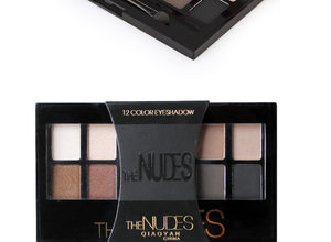 THE NUDES Eyeshadow Palette-hair straightener,[product_type]-brush,SIMPLICITY Hair and Beauty -SimplicityHair&Beauty,[variant_title]-black,[option1]-hair-brush,[option2]-hair-curler,[option3]-flat-iron