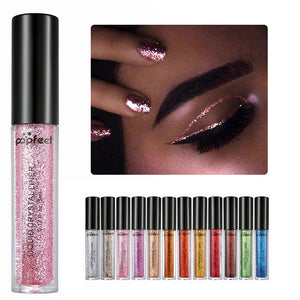 Long Lasting Glitter Eyeliner-hair straightener,[product_type]-brush,SIMPLICITY Hair and Beauty -SimplicityHair&Beauty,[variant_title]-black,[option1]-hair-brush,[option2]-hair-curler,[option3]-flat-iron