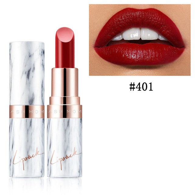 Marble Velvet Lipstick-hair straightener,[product_type]-brush,SIMPLICITY Hair and Beauty -SimplicityHair&Beauty,Red 401-black,Red 401-hair-brush,[option2]-hair-curler,[option3]-flat-iron