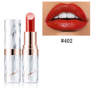 Marble Velvet Lipstick-hair straightener,[product_type]-brush,SIMPLICITY Hair and Beauty -SimplicityHair&Beauty,Orange Red 402-black,Orange Red 402-hair-brush,[option2]-hair-curler,[option3]-flat-iron
