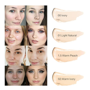 Liquid Concealer Makeup 6ml-hair straightener,[product_type]-brush,SIMPLICITY Hair and Beauty -SimplicityHair&Beauty,[variant_title]-black,[option1]-hair-brush,[option2]-hair-curler,[option3]-flat-iron