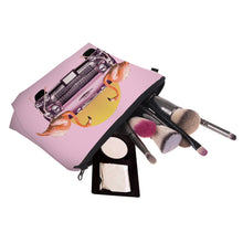 Load image into Gallery viewer, 3D Printed Flamingo Makeup Bag-hair straightener,[product_type]-brush,SIMPLICITY Hair and Beauty -SimplicityHair&Beauty,51067-black,51067-hair-brush,[option2]-hair-curler,[option3]-flat-iron