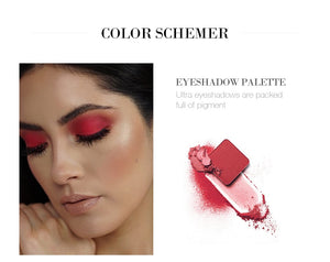 Play With Colors Eyeshadow Palette-hair straightener,[product_type]-brush,SIMPLICITY Hair and Beauty -SimplicityHair&Beauty,[variant_title]-black,[option1]-hair-brush,[option2]-hair-curler,[option3]-flat-iron