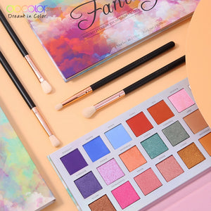 Fantasy  Eyeshadow Palette-hair straightener,[product_type]-brush,SIMPLICITY Hair and Beauty -SimplicityHair&Beauty,[variant_title]-black,[option1]-hair-brush,[option2]-hair-curler,[option3]-flat-iron