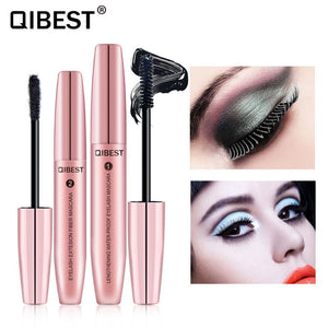 Silk Fiber Eyelash Mascara-hair straightener,[product_type]-brush,SIMPLICITY Hair and Beauty -SimplicityHair&Beauty,[variant_title]-black,[option1]-hair-brush,[option2]-hair-curler,[option3]-flat-iron