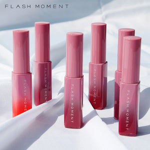 FlashMoment Lip Gloss-hair straightener,[product_type]-brush,SIMPLICITY Hair and Beauty -SimplicityHair&Beauty,[variant_title]-black,[option1]-hair-brush,[option2]-hair-curler,[option3]-flat-iron
