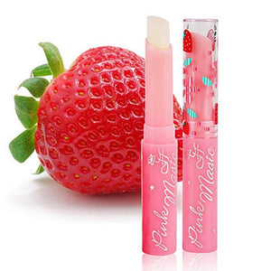 Strawberry Magic Lip Balm-hair straightener,[product_type]-brush,SIMPLICITY Hair and Beauty -SimplicityHair&Beauty,[variant_title]-black,[option1]-hair-brush,[option2]-hair-curler,[option3]-flat-iron