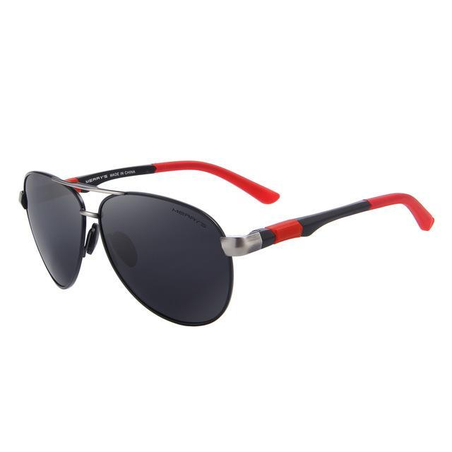 MERRY'S Sunglasses HD Polarized Glasses - The Urban One
