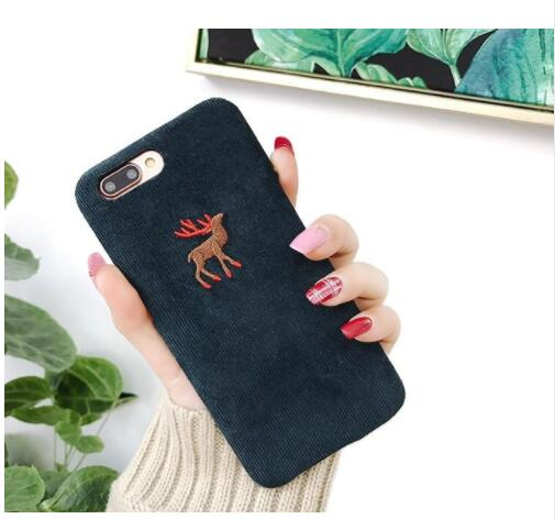 Soft animal Cover for Iphone - The Urban One