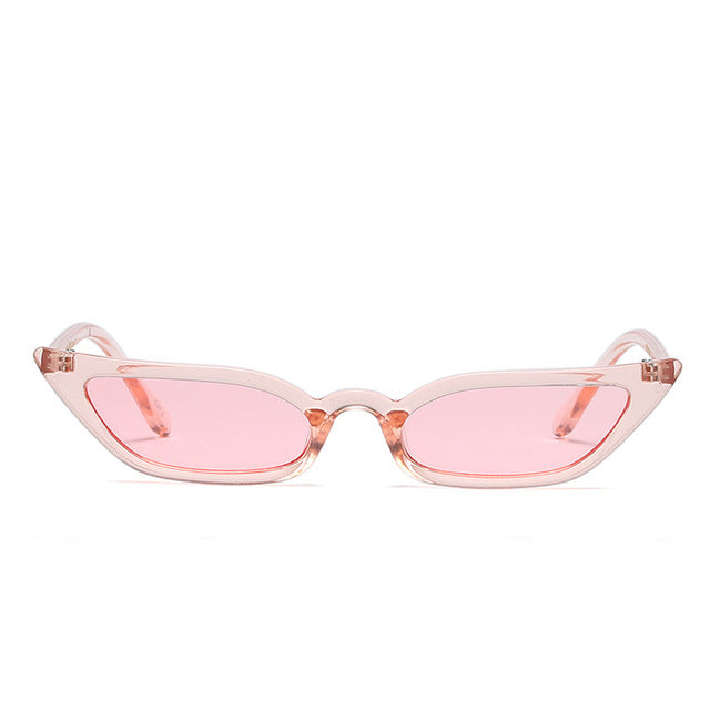 Narrow Cat Eye Sunglasses - The Urban One