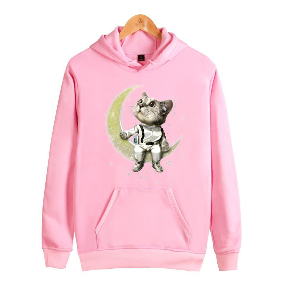 Space Pet Hoodies - The Urban One
