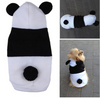 Image of Dog Panda Costume