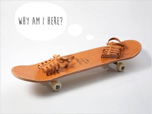 Evolution of skateboards and what ever this is