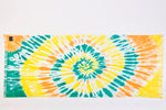 Holystoked Hippie Trippy beach Towel