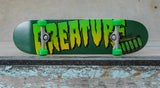 Creature Full Logo Skateboard Complete Graphic