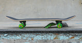 Creature Full Logo Skateboard Complete Side View