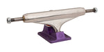 Independent Skateboard Trucks - Stage 11 Hollow Silver Ano Purple Standard Front