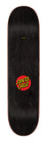 Santa Cruz Classic Dot Skateboard Deck 7.75 Bottom Top