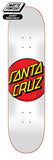 Santa Cruz Classic Dot Skateboard Deck 8 Bottom