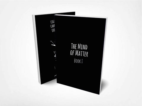 The Mind Of Matter - Poetry Zine