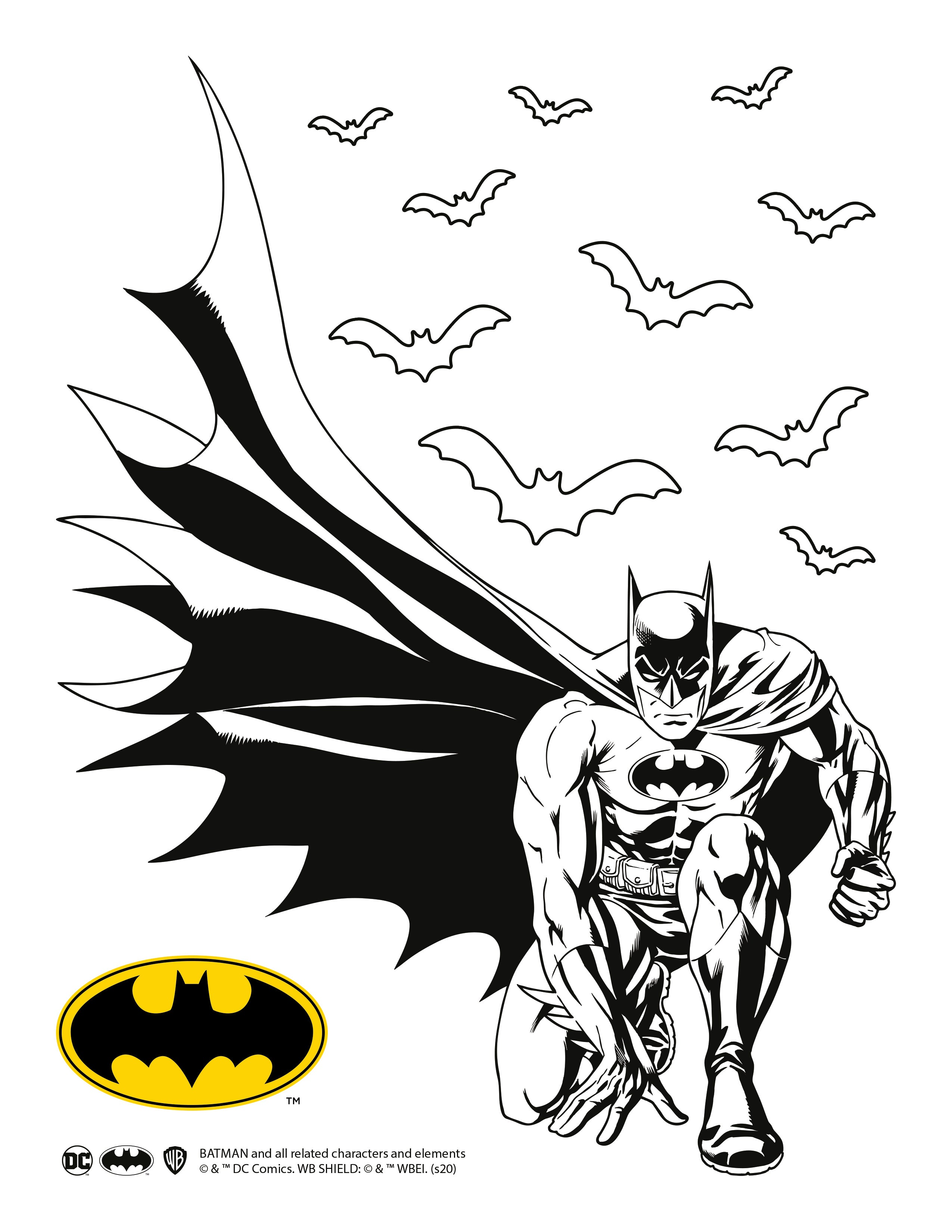 Print BatmanDay