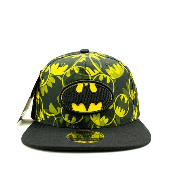 Gorra Batman Yellow