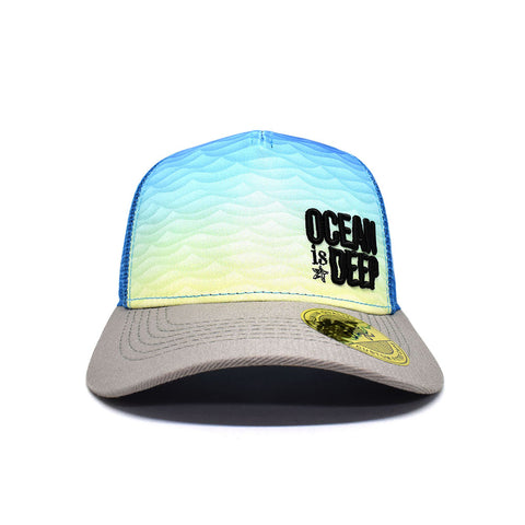 GORRA OCEAN IS DEEP