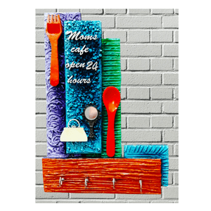 Moms Cafe kitchen Wall Decor- Wall Hanging