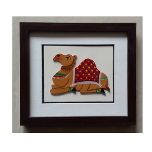 Artz N Colours Camel Wall hanging