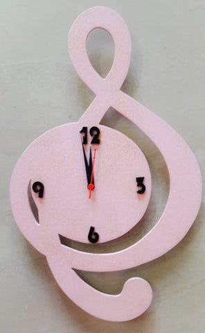 Kids Room Wall Clock