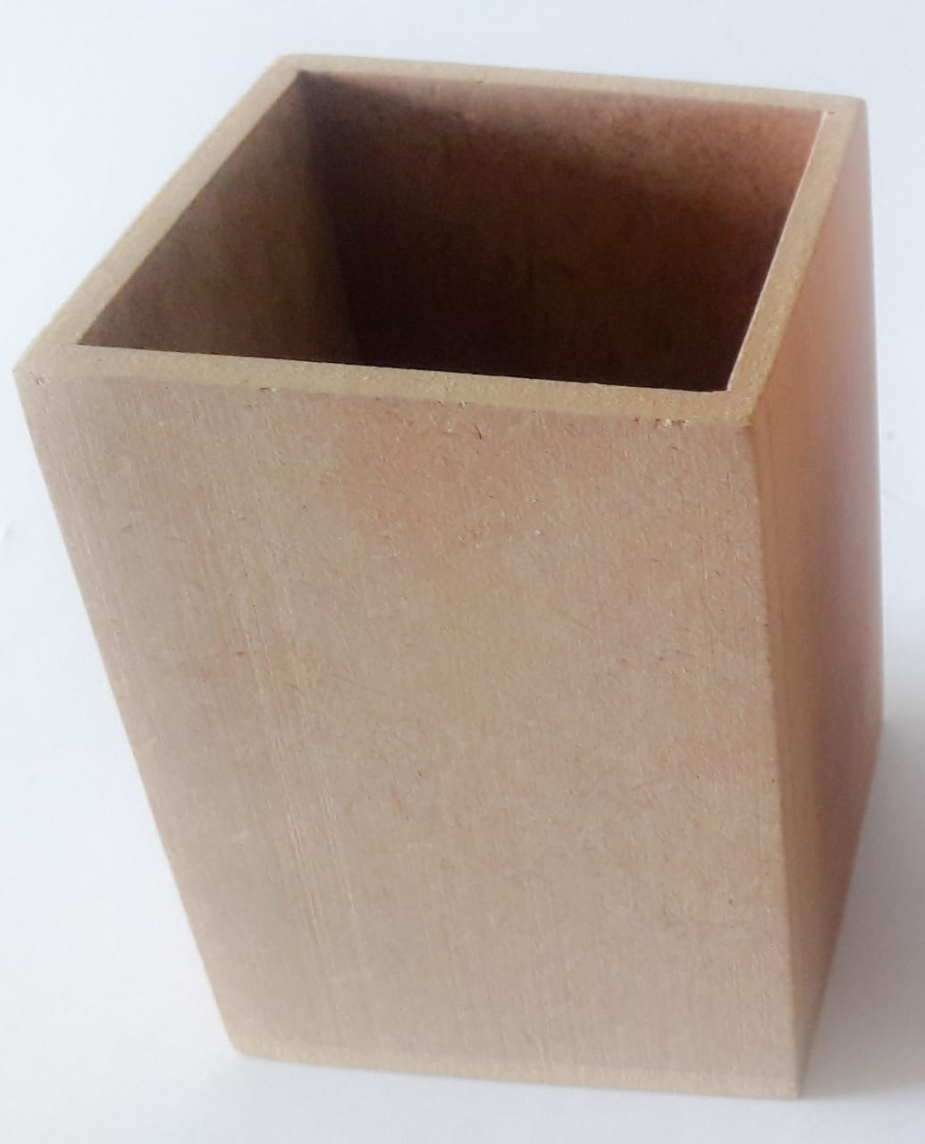DIY MDF pen holder