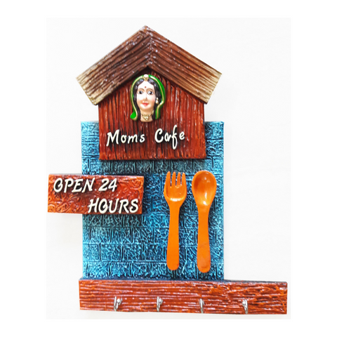 Mom's Cafe Key Holder