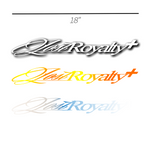 "Lost Royalty+ 18"" Mini Banner"