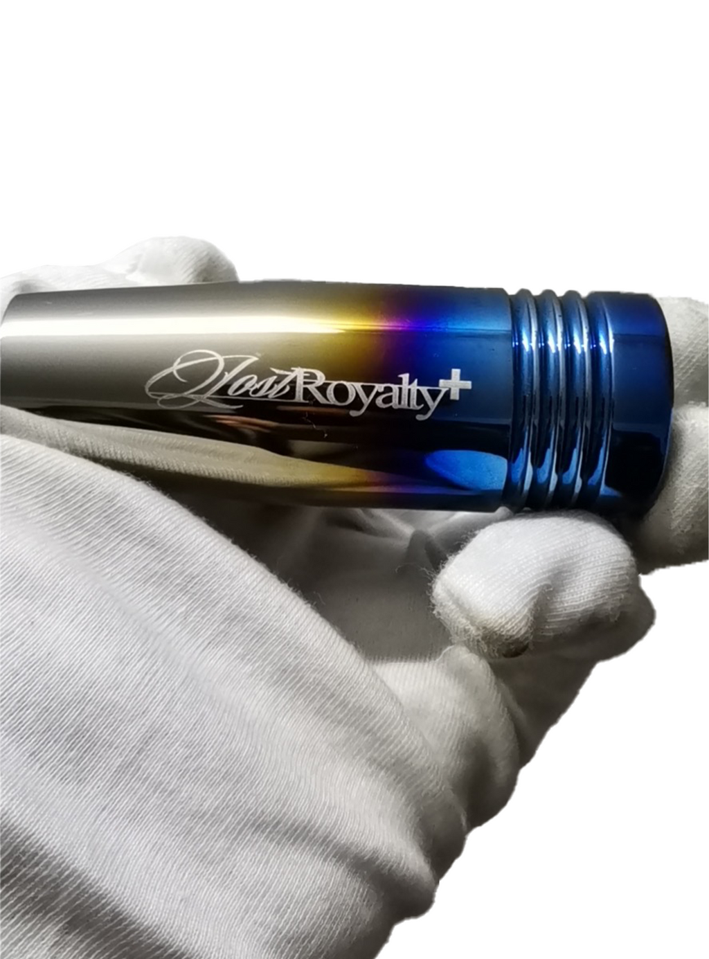 Lost Royalty Titanium Shift Knob V1 for MANUAL TRANS NISSAN / MITSUBISHI / MAZDA