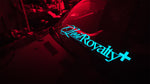 "28"" GLOW IN THE DARK Windshield Banner"