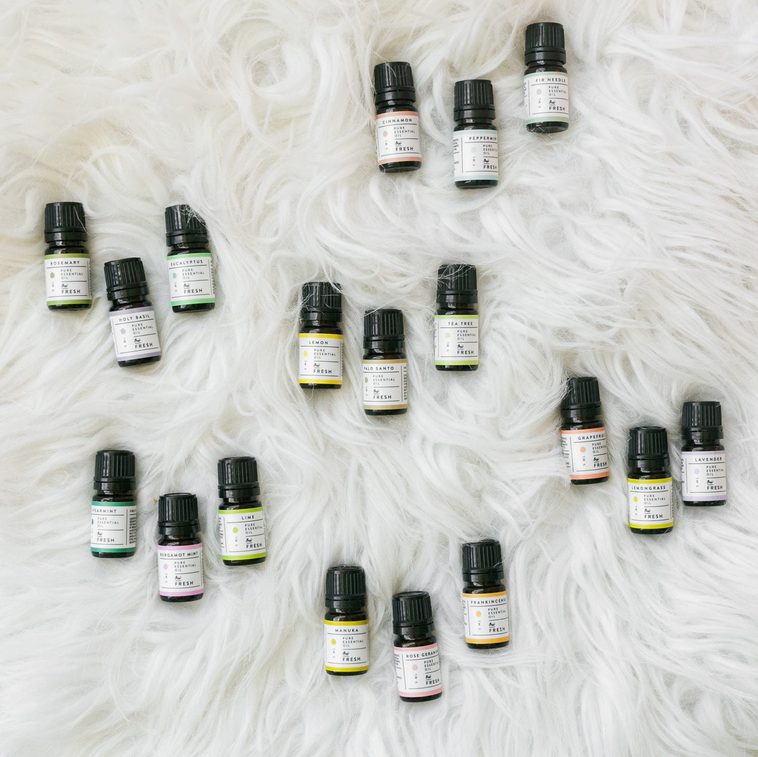 Mini Oil Set - Cleanse