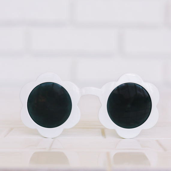 Original Daisy Sunnies - White Lightning