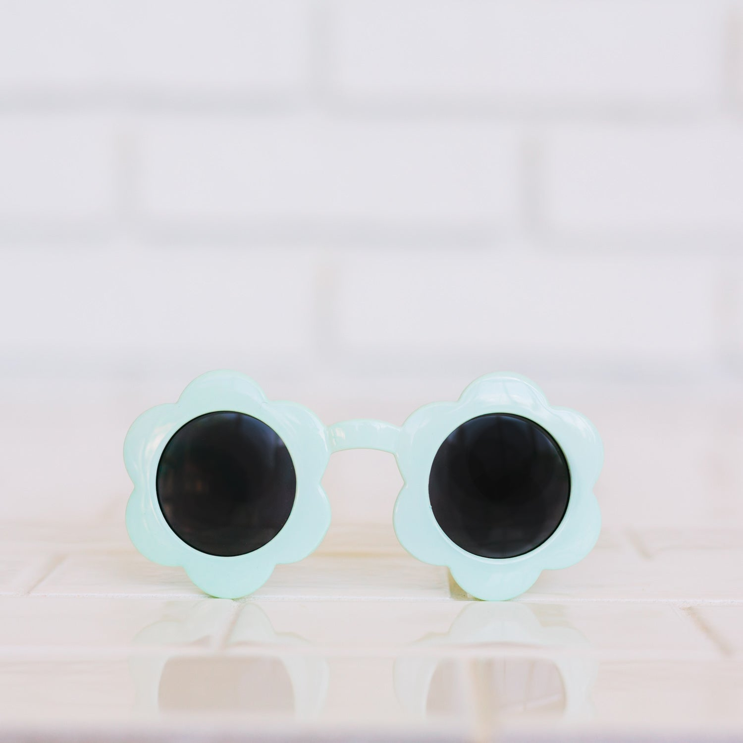 Toddler Daisy Sunnies - Mint