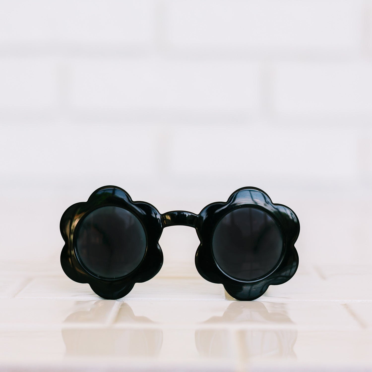 Toddler Daisy Sunnies - Black Magic