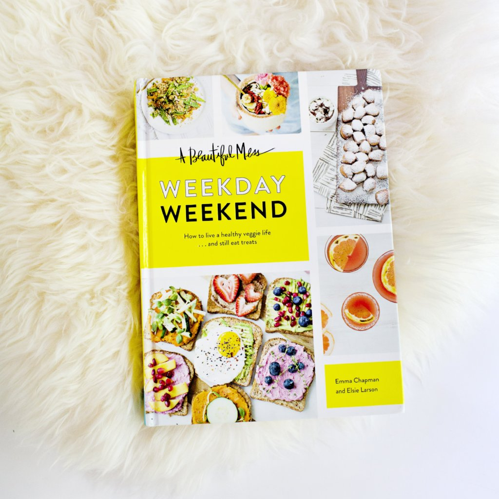 Weekday Weekend Cookbook