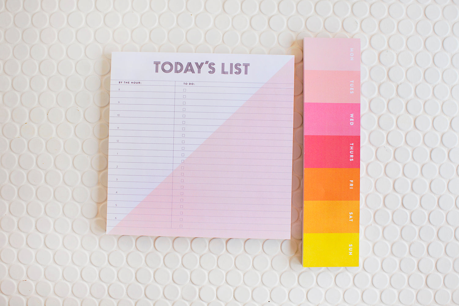 Productivity Notepad Set