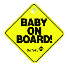 Load image into Gallery viewer, Baby On Board Sign - The Original