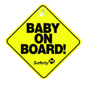Baby On Board Sign - The Original