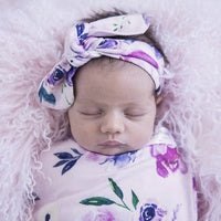 Baby Top Knot Headband