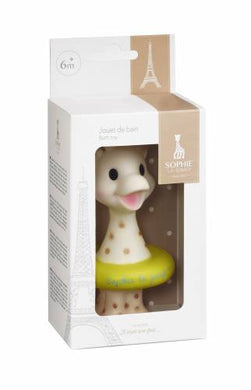 Sophie Bath Toy - yellow