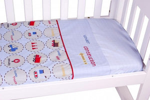 Cradle Sheets - Amani Bebe Under Construction